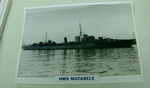 HMS Matabele Destroyer 1937 warship framed picture (25)